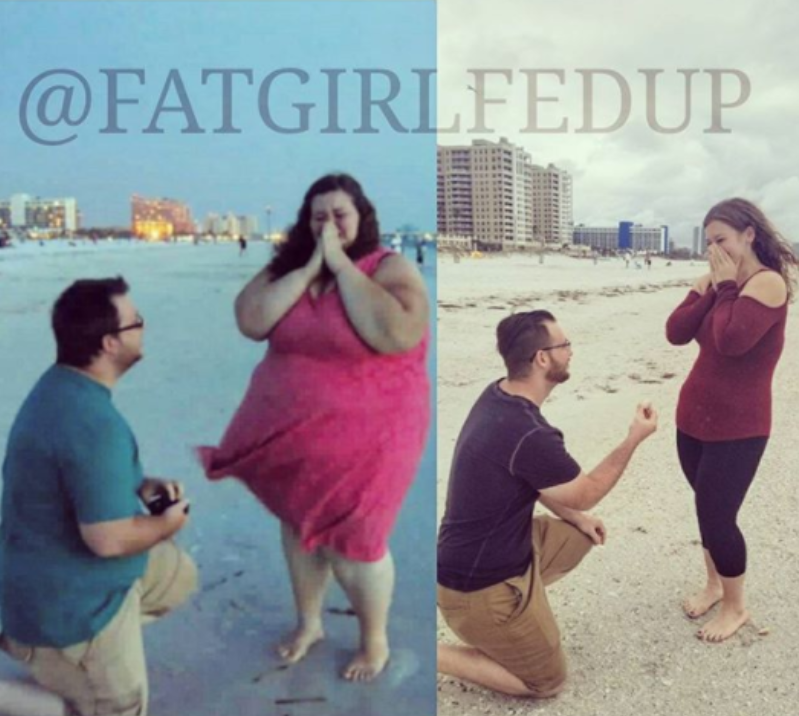 15 Couples Who Lost So Much Weight Together