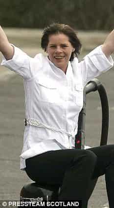 Soraya Lowell ganadora del premio en casino £1.2 Millones