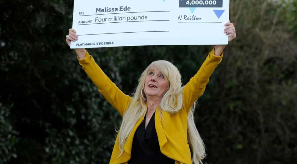 The 57-year-old plans to spend her winnings on a R8 000 000 new home, top of the range Mercedes and a wedding to her girlfriend