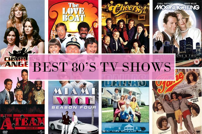 80's TV Series Themes that will bring you Back to Old Good Times
