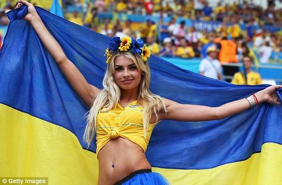 ukraine hot womens